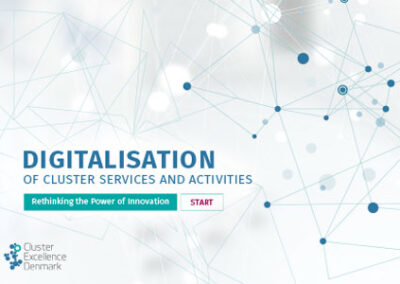 Digitalisation of Cluster Services and Activities 2020
