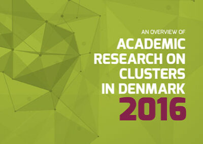 Mapping of Clusters August 2016