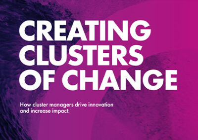 Creating Clusters of Change