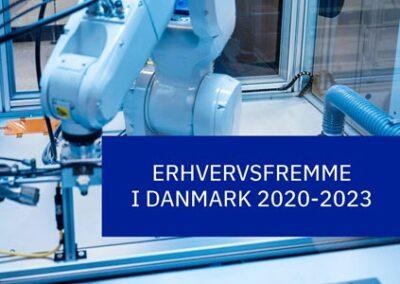 Erhvervsfremme i Danmark 2020-2023